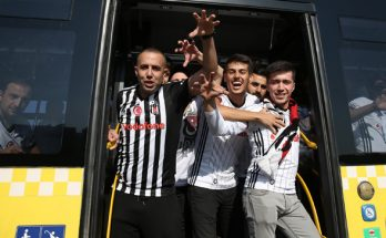 gözaltı 348x215 - 30 Beşiktaşlı taraftar gözaltına alındı