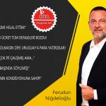 Ferudun Niğdelioğlu Haberleri - www.diyagonal.net