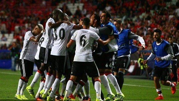 Beşiktaş Şampiyonlar Ligi - www.diyagonal.net