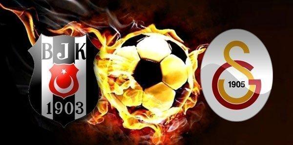 Beşiktaş vs Galatasaray - Son Dakika