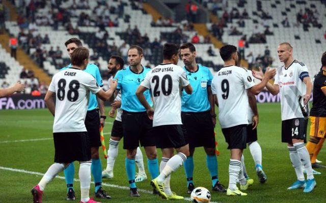 Beşiktaş - Wolverhampton haberleri
