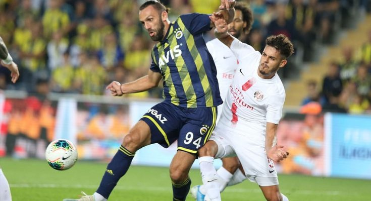 Fenerbahçe - Antalyaspor foto galeri
