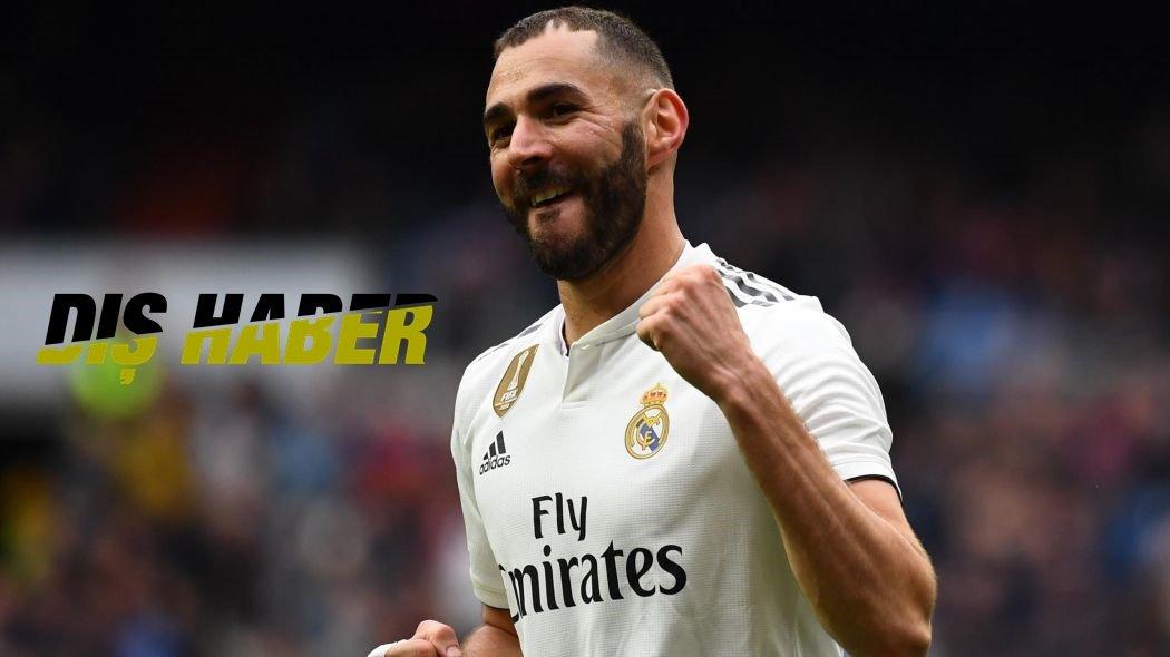 Karim Benzema Transfer News