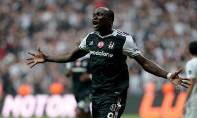 Vincent Aboubakar gol sevinci