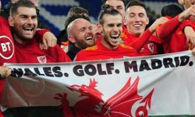 images 11 400x240 - Gareth Bale'den takımı Real Madrid'e gönderme!