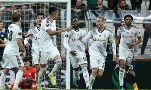 Beşiktaş'ın Wolverhampton kadrosu