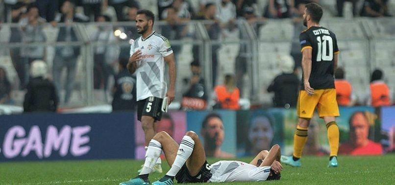 Wolwes Beşiktaş ilk 11'leri