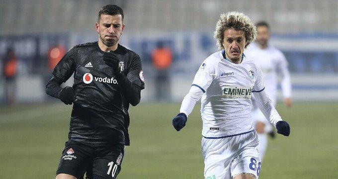 Beşiktaş - Erzurum - Oğuzhan Özyakup