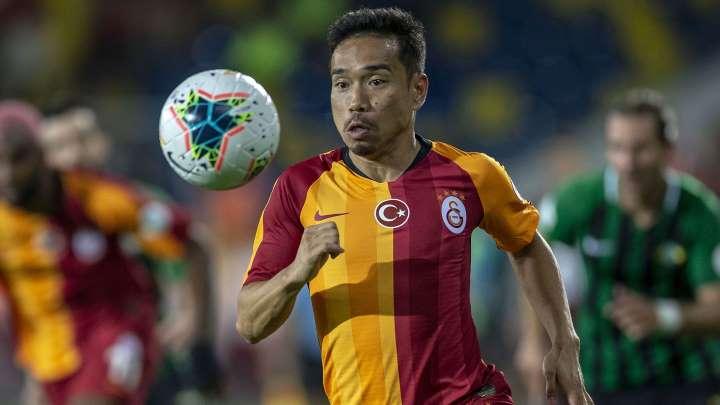 Nagatomo, Galatasaray'a vedaya hazırlanıyor