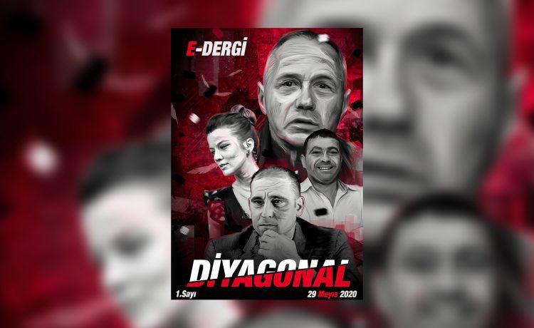 Diyagonal E Dergi 1.Sayı