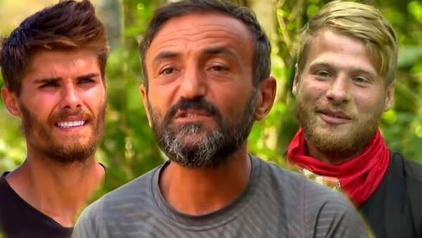 Survivor Ersin Barış Yunus Emre