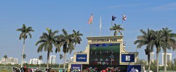 Gulfstream Park at yarışı bülteni - at yarışı sonuçları