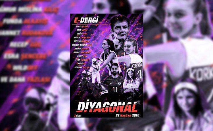 Diyagonal E-Dergi'nin 2.sayısı yayında!