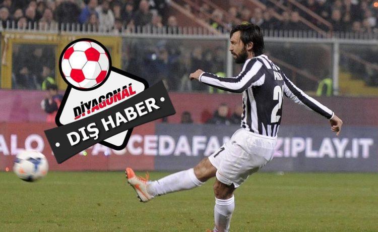 Andre Pirlo, Juventus U-23 ile anlaşmaya vardı
