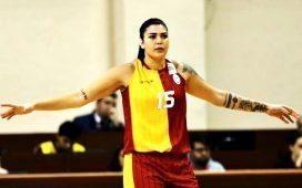 Tilbe Şenyürek, Galatasaray'a veda ettiğini duyurdu