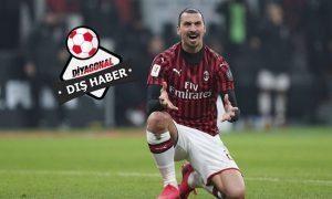 Zlatan Ibrahimovic sözleşmesini feshetti!