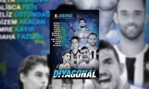 Diyagonal Dergi'nin 4.sayısı yayında! Ücretsiz Spor Dergisi Oku