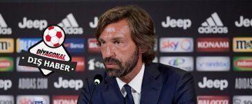 Andrea Pirlo 8 futbolcuyu takımdan gönderecek