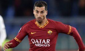 Henrikh Mkhitaryan bedavaya Roma'ya transfer oldu