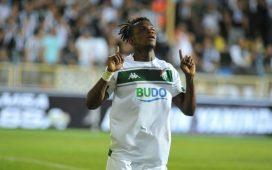 Mamadou Diarra, Bursaspor'dan ayrıldı