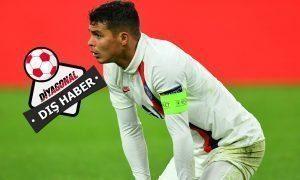 Thiago Silva, Chelsea'ye imza atmaya hazırlanıyor