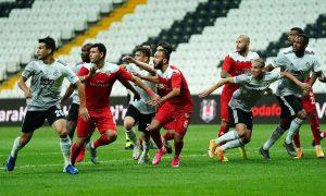 Konyaspor - Beşiktaş muhtemel 11'ler