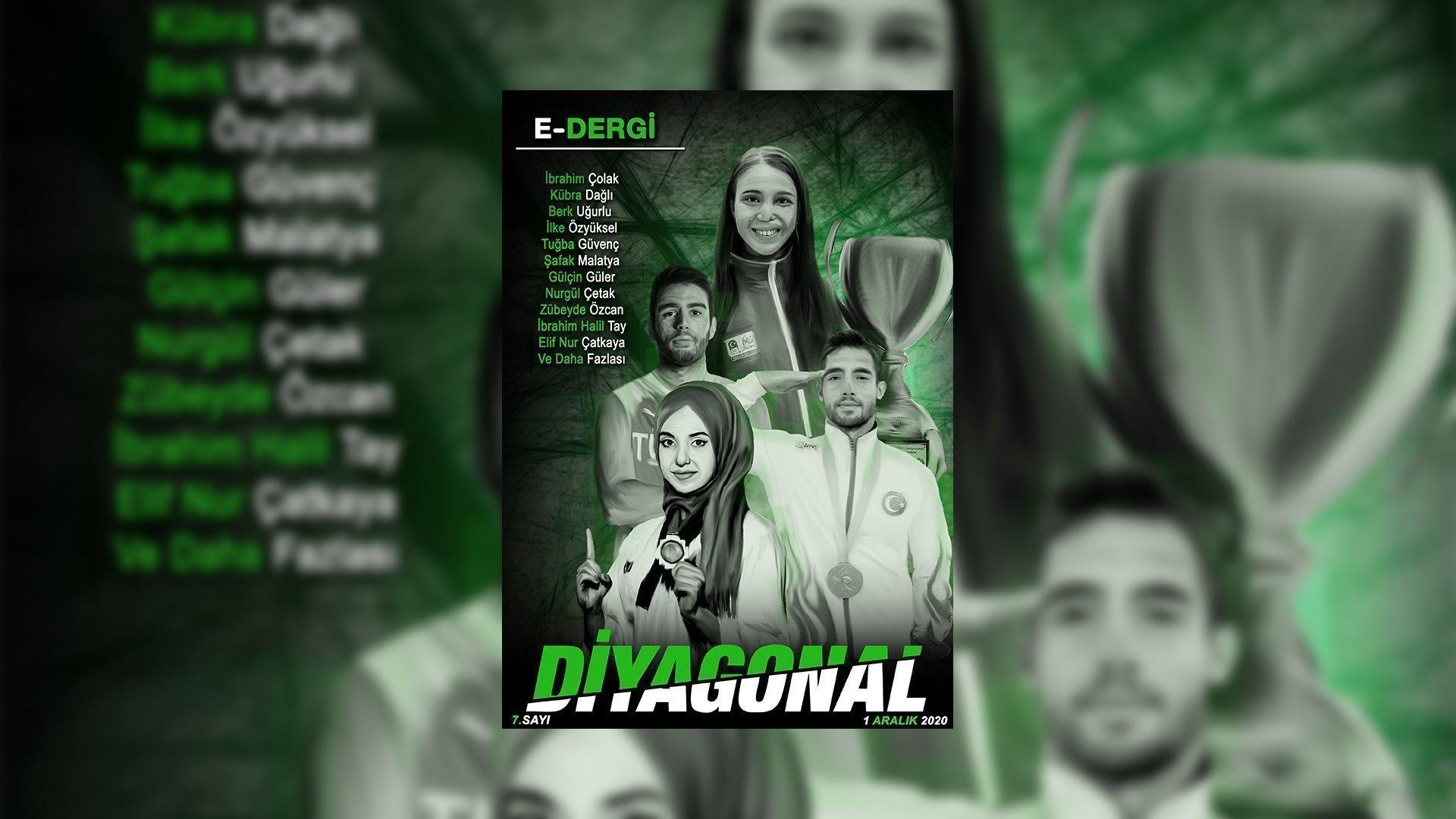 Diyagonal E-Dergi 7.Sayı | Ücretsiz E-Dergi Oku