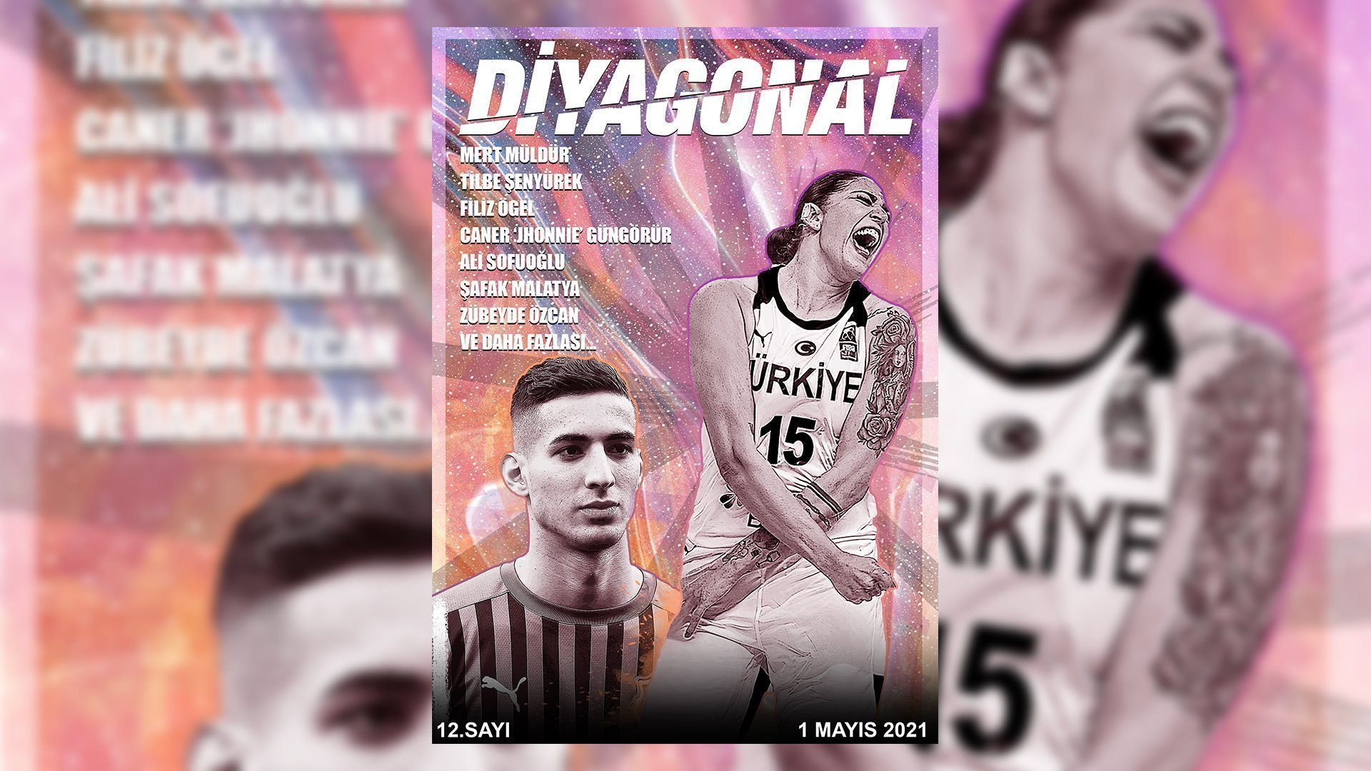 Diyagonal E-Dergi 12.Sayı